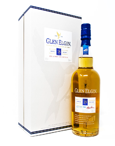 Glen Elgin 18 Year Old Scotch