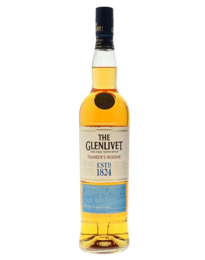 Glenlivet Founder Reserve Scotch