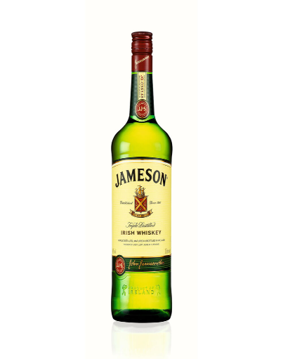 Jamesons Irish Whiskey Rye